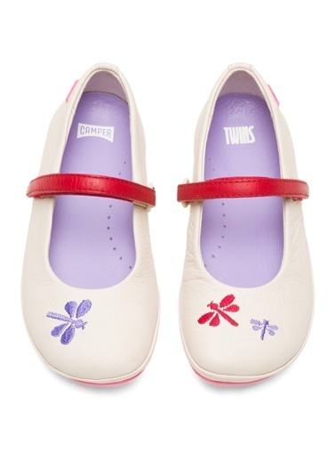 Camper TWS Kids Ayakkabı Bej